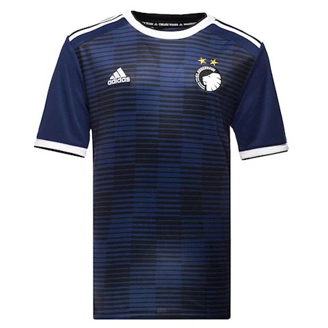 adidas FC Copenhagen Kids SS Away Shirt 2018/19 Image