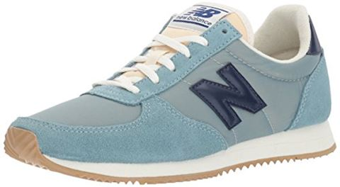 New Balance  WL220  women's Shoes (Trainers) in blue Image