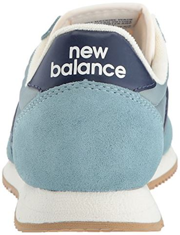 New Balance  WL220  women's Shoes (Trainers) in blue Image 2