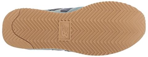 New Balance  WL220  women's Shoes (Trainers) in blue Image 3