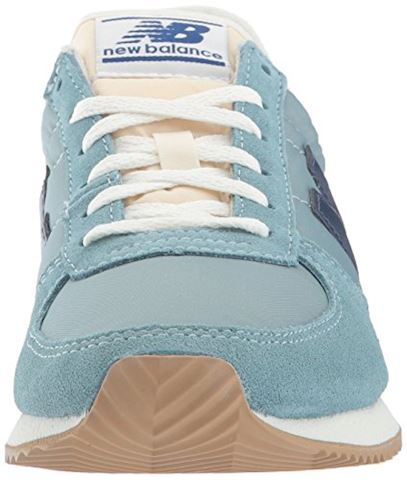 New Balance  WL220  women's Shoes (Trainers) in blue Image 4