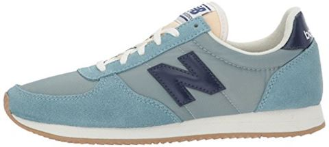 New Balance  WL220  women's Shoes (Trainers) in blue Image 5