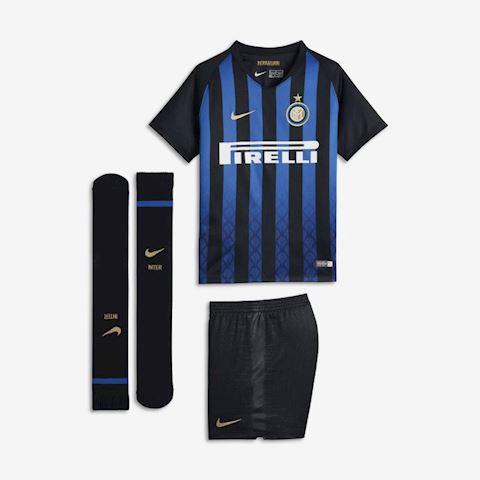 quality design 2b2d8 3afce Nike Inter Milan Kids SS Home Mini Kit 2018/19