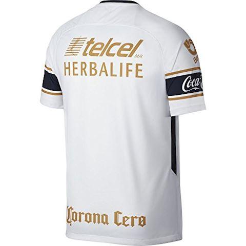 sale retailer 28bf8 73e45 Nike Pumas UNAM Mens SS Away Shirt 2017/18