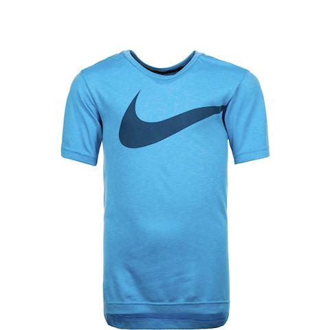 Nike Breathe Older Kids'(Boys') Training Top - Blue Image