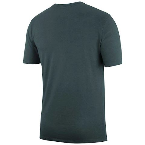 Nike SB Logo Men's T-Shirt - Green Image 2
