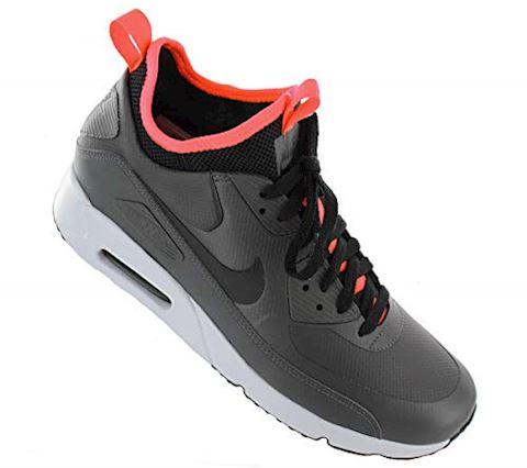 Nike Air Max 90 Ultra Mid Winter Men's Shoe - Black Image 4