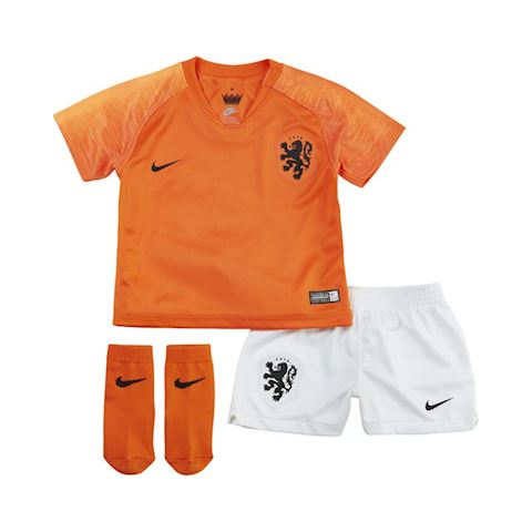 Nike Netherlands Baby SS Home Mini Kit 2018 Image