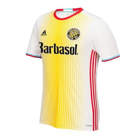 adidas Columbus Crew Mens SS Away Shirt 2016 Image
