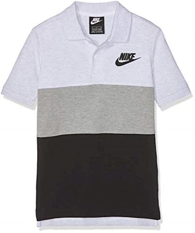 Nike Sportswear Matchup Older Kids' (Boys') Polo - Grey Image
