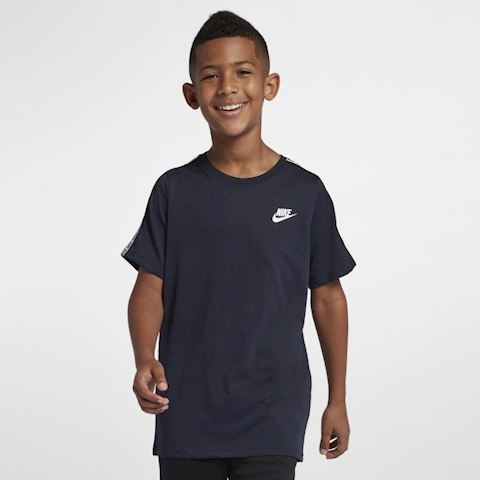 Nike Sportswear Older Kids' T-Shirt - Blue Image