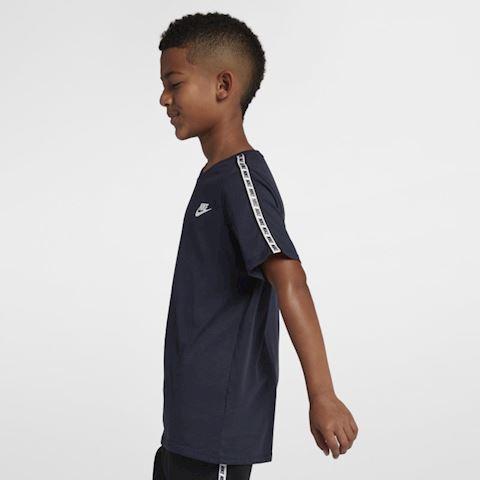 Nike Sportswear Older Kids' T-Shirt - Blue Image 2