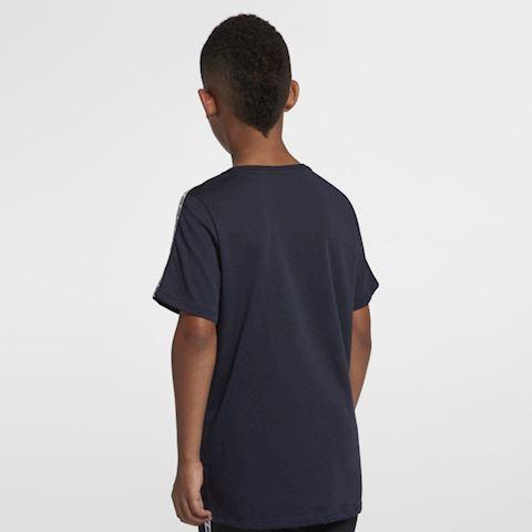 Nike Sportswear Older Kids' T-Shirt - Blue Image 3