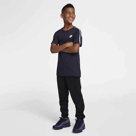 Nike Sportswear Older Kids' T-Shirt - Blue Image 4