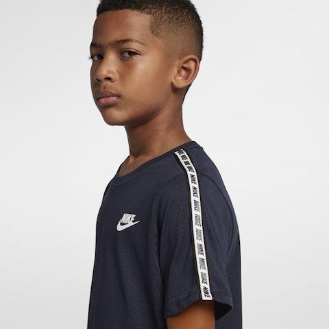 Nike Sportswear Older Kids' T-Shirt - Blue Image 5