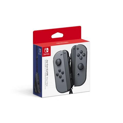 Nintendo Switch Joy-Con Controller Pair - Grey Image
