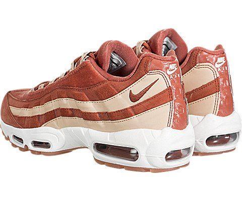 Nike Air Max 95 LX Women's Shoe - Pink Image 4