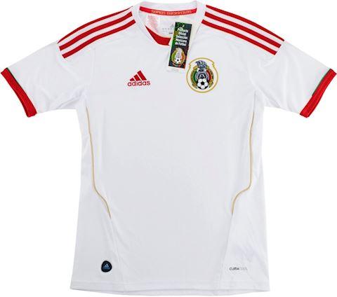 adidas Mexico Kids SS Third Shirt 2011 Image