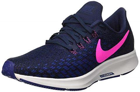 4ec997a7a9a4 Nike Air Zoom Pegasus 35 Women s Running Shoe - Blue Image