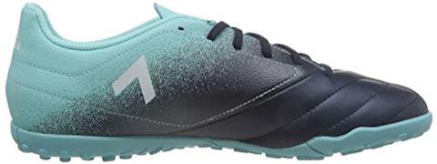 adidas Ace 17.4 TF Energy Aqua White Legend Ink Image 6