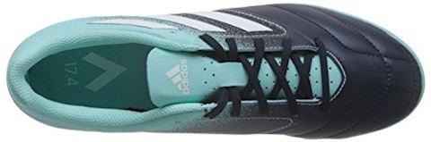 adidas Ace 17.4 TF Energy Aqua White Legend Ink Image 7