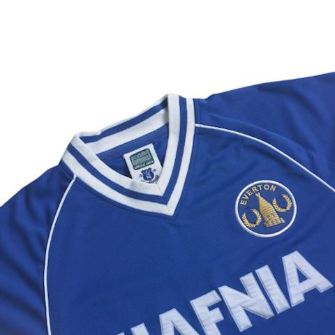 Everton Mens SS Home Shirt 1982/83 Image 3