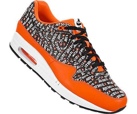 Nike Air Max 1 Premium Men's Shoe - Black Image 11