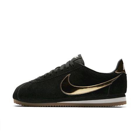the best attitude dccd3 d1d39 Nike Cortez SE Women s Shoe - Black Image