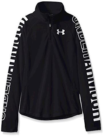 Under Armour Threadborne 1/4 Zip Girls Training Top Image