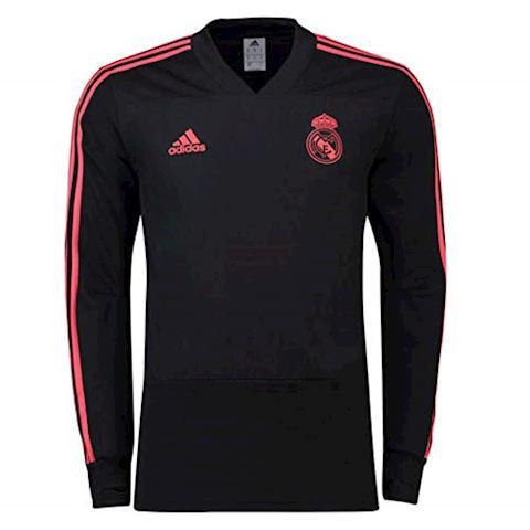 adidas Real Madrid Training Shirt UCL - Black/Real Coral Image