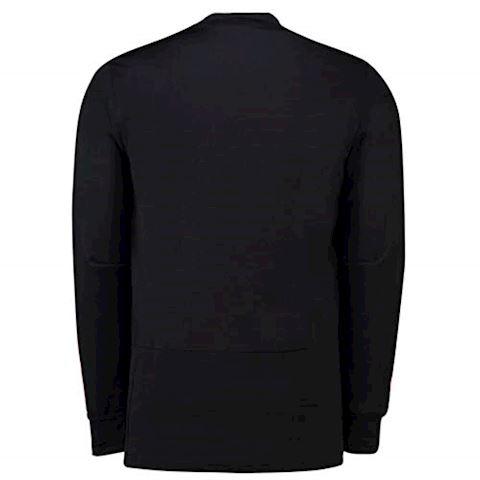 adidas Real Madrid Training Shirt UCL - Black/Real Coral Image 2