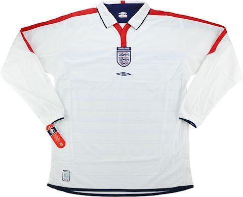 Umbro England Mens LS Goalkeeper Home Shirt 2003 Image 2