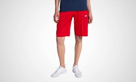 Nike Sportswear Men's Shorts - Red Image