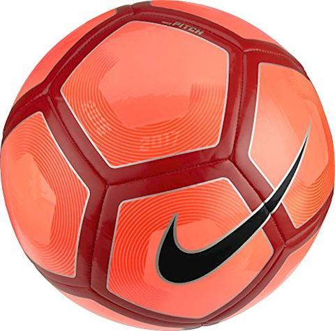Nike Football Pitch - Bright Mango/Black Image