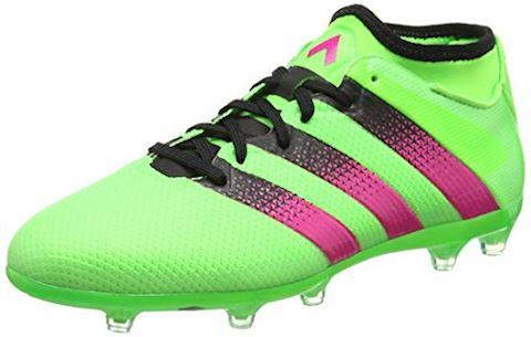 adidas ACE 16.2 Primemesh FG Solar Green Shock Pink Core Black Image