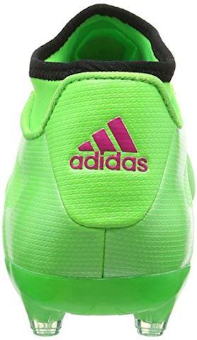 adidas ACE 16.2 Primemesh FG Solar Green Shock Pink Core Black Image 2