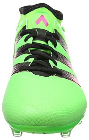 adidas ACE 16.2 Primemesh FG Solar Green Shock Pink Core Black Image 4