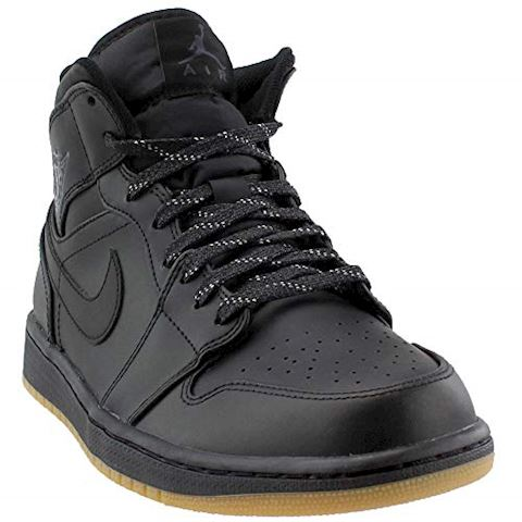 Nike Air Jordan 1 Mid Winterized Men's Shoe Image