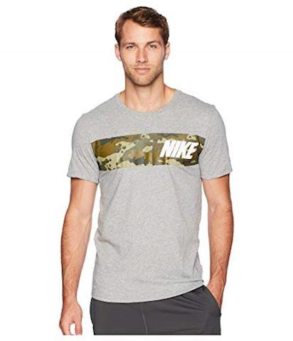 Nike Dri-FIT Men's Training T-Shirt - Grey Image