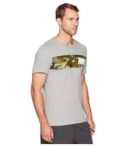 Nike Dri-FIT Men's Training T-Shirt - Grey Image 5