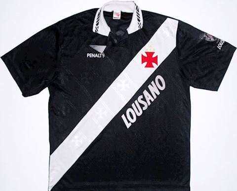 Vasco da Gama Mens SS Away Shirt 1995/96 Image