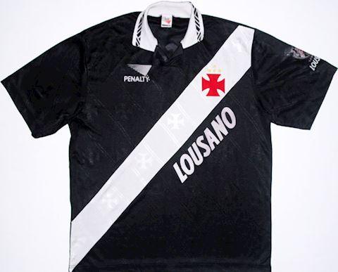 Vasco da Gama Mens SS Away Shirt 1995/96 Image