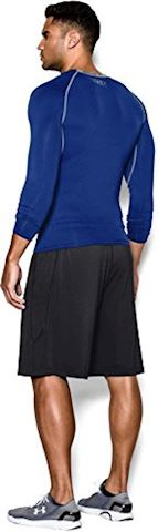 Under Armour Men's UA HeatGear Armour Long Sleeve Compression Shirt Image 5