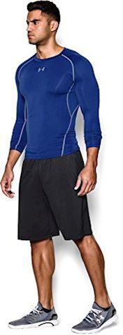 Under Armour Men's UA HeatGear Armour Long Sleeve Compression Shirt Image 6