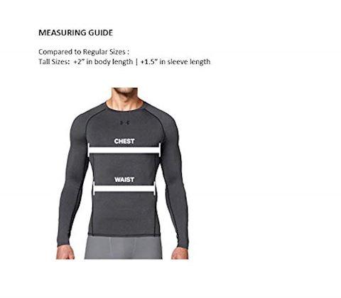 Under Armour Men's UA HeatGear Armour Long Sleeve Compression Shirt Image 7