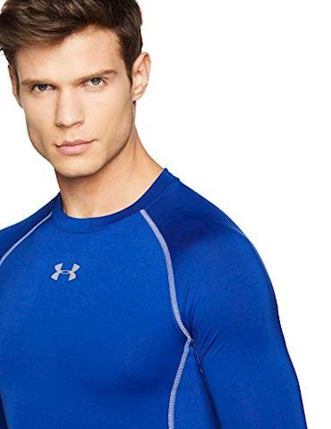 Under Armour Men's UA HeatGear Armour Long Sleeve Compression Shirt Image 9