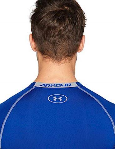 Under Armour Men's UA HeatGear Armour Long Sleeve Compression Shirt Image 10