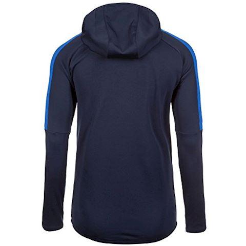 Nike Hoodie Dry Academy 18 L/S - Obsidian/Royal Blue/White