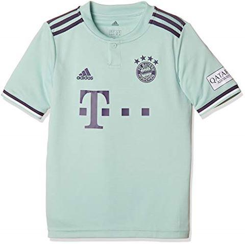 adidas Bayern Munich Kids SS Away Shirt 2018/19 Image