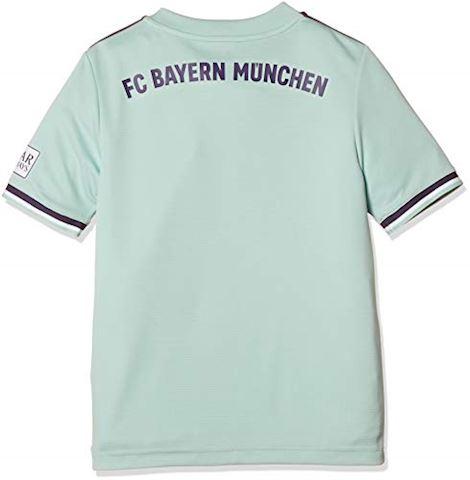 adidas Bayern Munich Kids SS Away Shirt 2018/19 Image 2